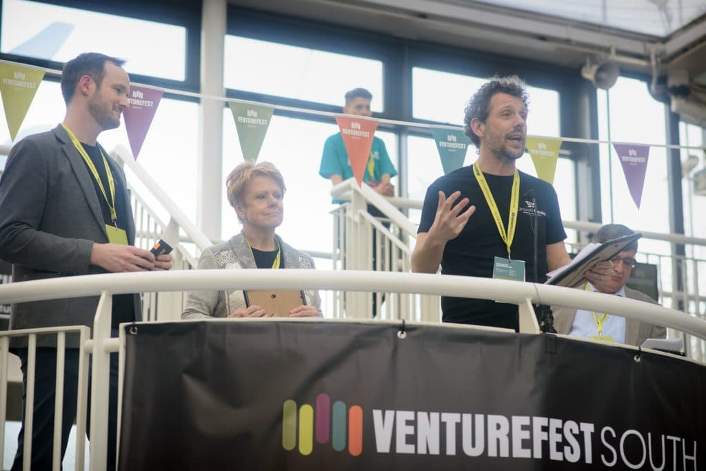 Carswell Gould and Venture Fest South