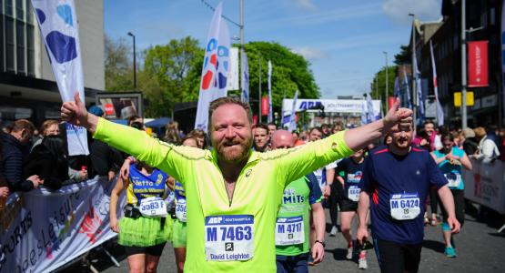 ABP's half marathon and 10k is a runaway success