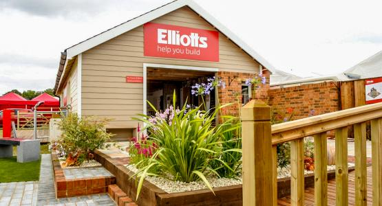 The house that Elliotts built