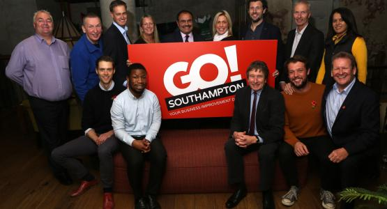 Brilliant marketing from Carswell Gould helps the GO! Southampton BID win through