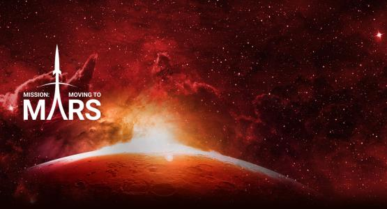 Award-winning Mission to Mars campaign helps client reach new heights