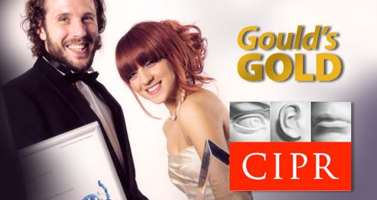CG Scoops Gold at Top PR Industry Awards