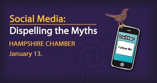 CG's Ed Gould continues to dispel the myths of social media