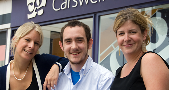 Carswell Gould expands again with three new additions