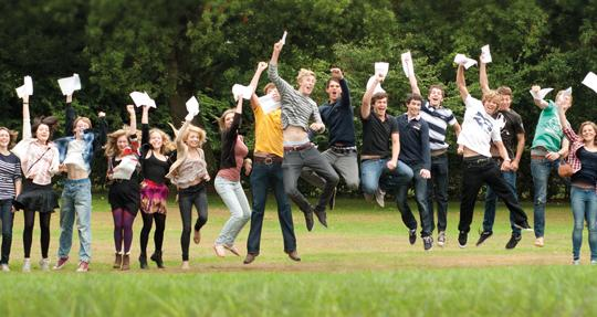 How to maximise media coverage for your sixth form on A level results day
