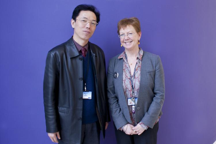 City College's Principal role in shadowing scheme
