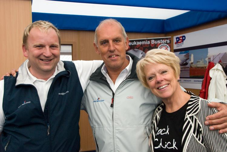 CG Hosts Party at the PSP Southampton Boat Show