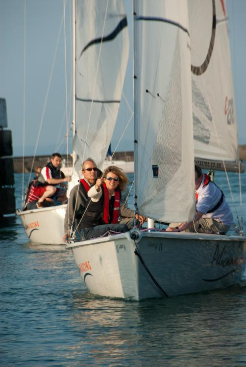 CG Sets Sail for Networking with a Difference