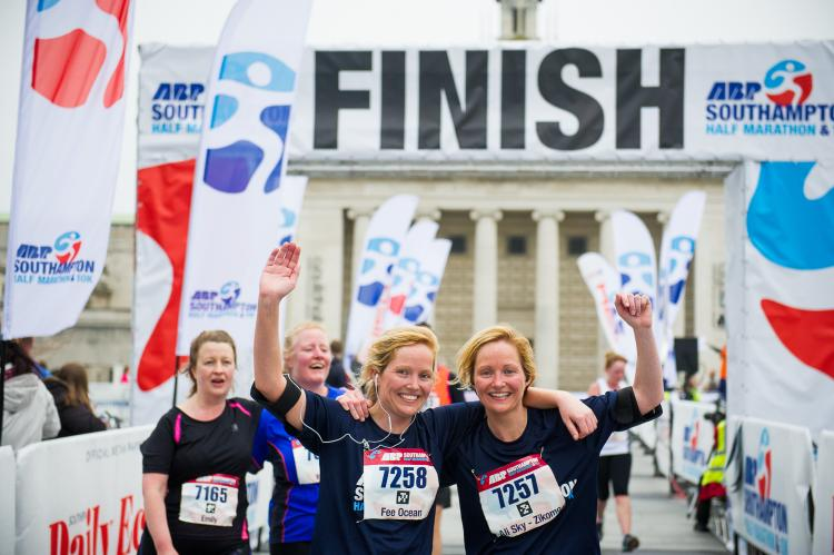 How ABP Southampton got value from sponsoring the city's first half marathon for 30 years