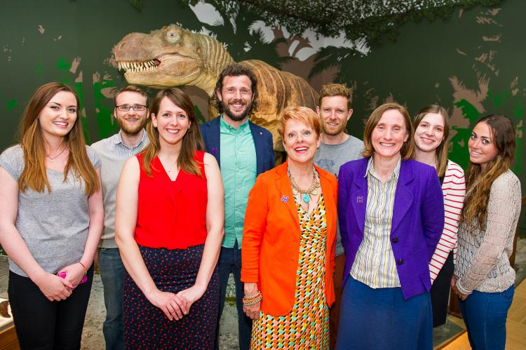 Roarsome recognition for outstanding work in PR