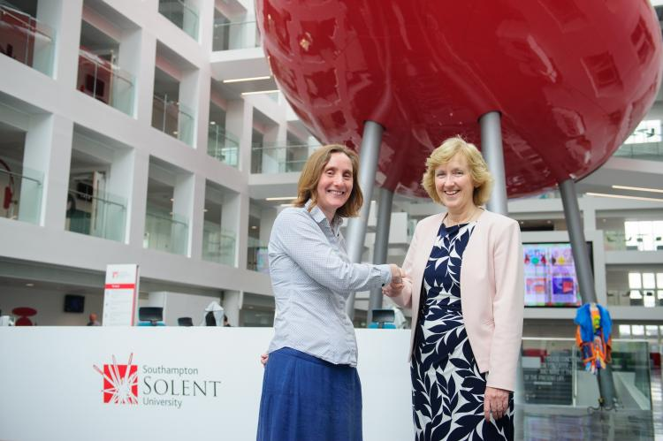 SOUTHAMPTON SOLENT UNIVERSITY ANNOUNCED AS A FOUNDING CORPORATE PARTNER OF HAMPSHIRE CULTURAL TRUST