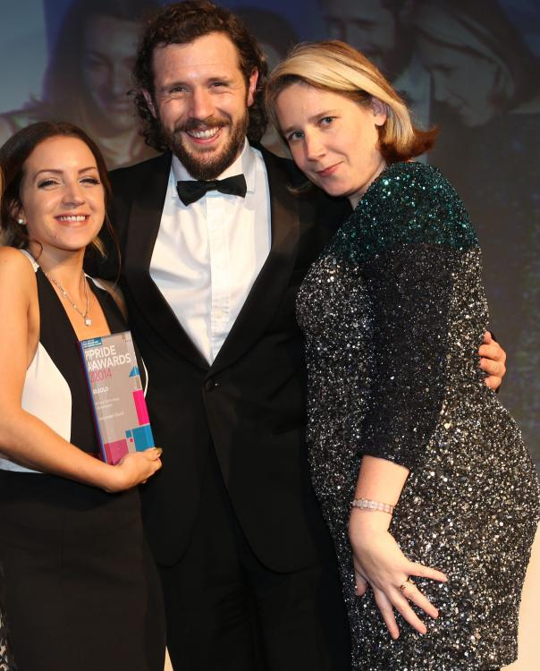 Carswell Gould wins two CIPR PRide awards