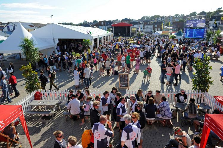 Carswell Gould's guide to Cowes Week