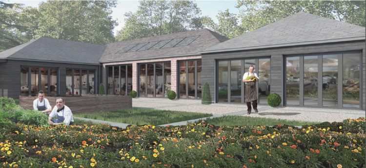 Terence O'Rourke secures planning for celebrity cookery school at one of the world's top hotels