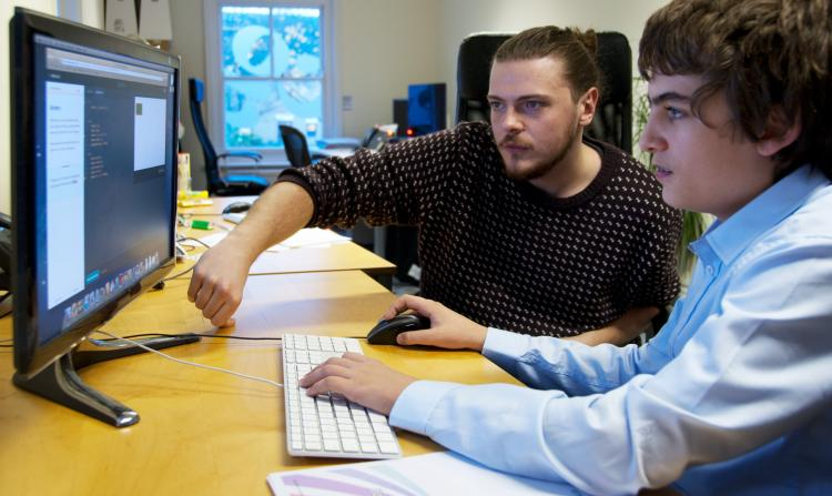 CG provides work placement for enterprising Inspire student