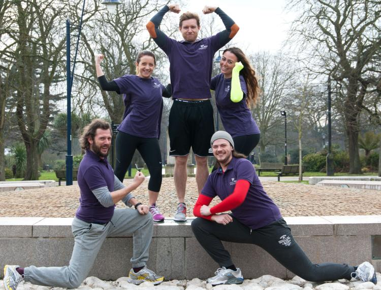 CG runners take on the ABP Southampton half marathon
