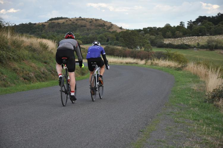 Carswell Gould raises £1,000 for Oracle Cancer Trust taking on a truly Massif Challenge