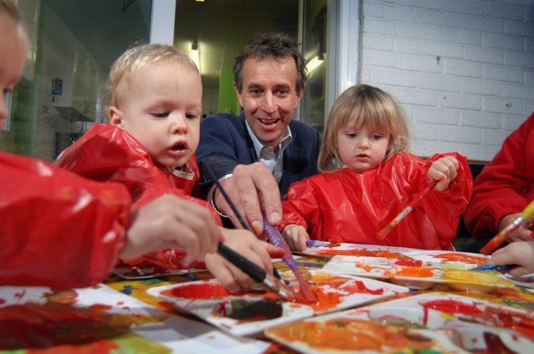 """""""A career for everyone"""" - City College Southampton to host  National Men in Early Years Conference"""