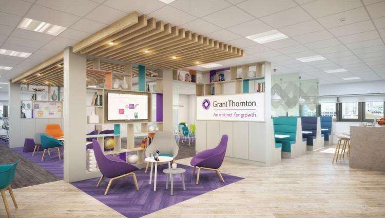 Grant Thornton set to launch first collaborative working space in the south