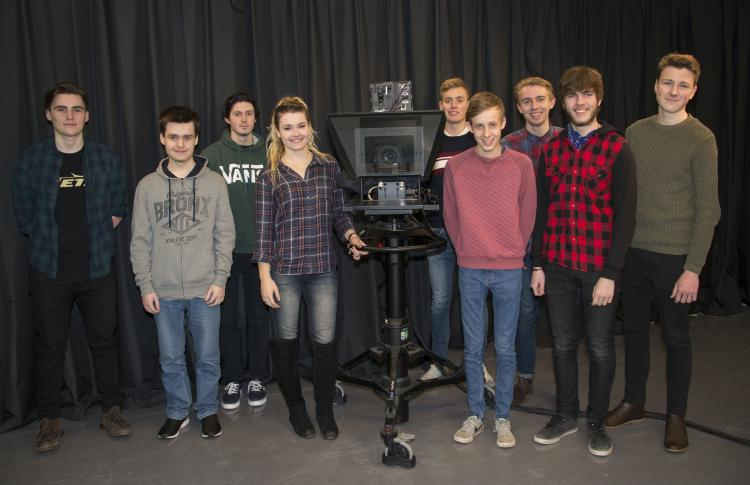 Students' film focus on fight against extremism