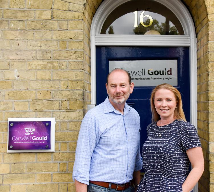 Carswell Gould makes senior PR appointments to meet increasing demand