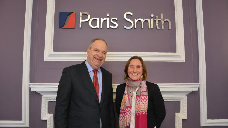 PARIS SMITH LLP ANNOUNCED AS FOUNDING CORPORATE PARTNER OF HAMPSHIRE CULTURAL TRUST