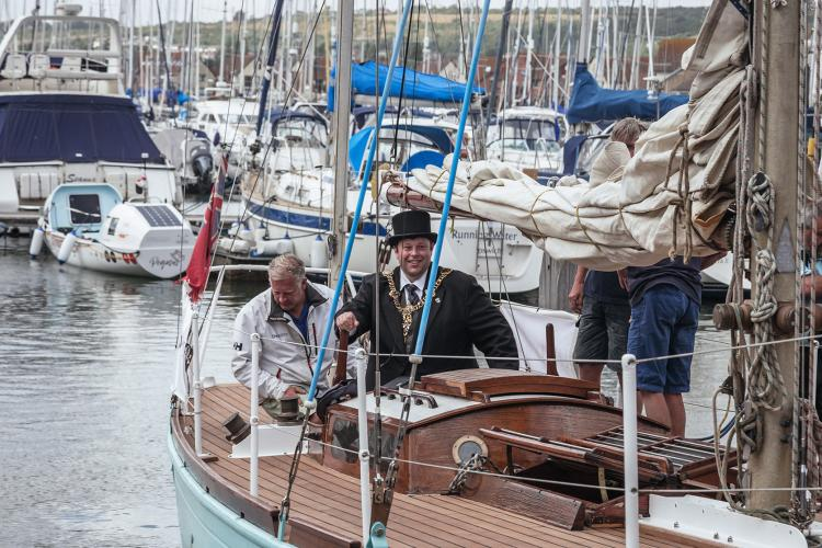 Port Solentheads back to the 80's forits30th birthday