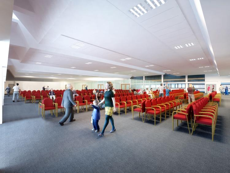 £5M CRUISE TERMINAL UPGRADE ANNOUNCED