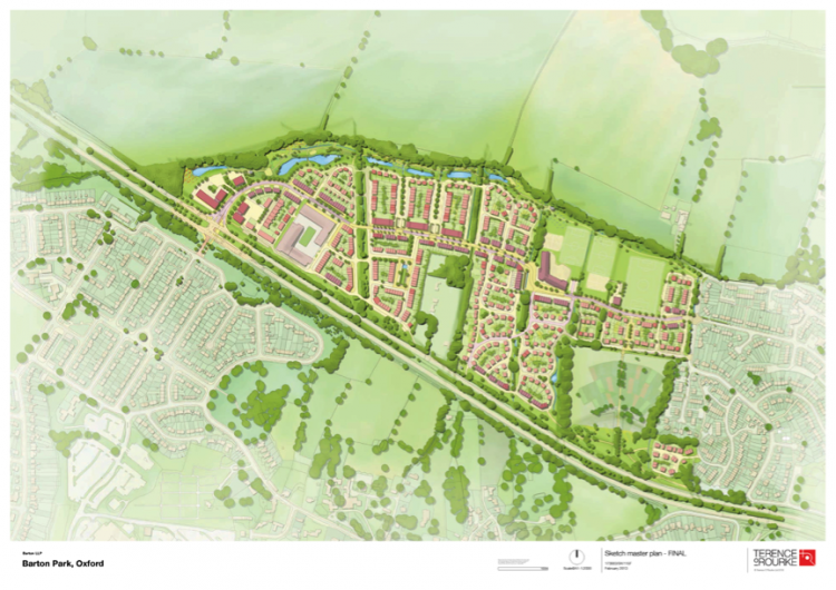 Terence O'Rourke at the forefront of planning Healthy New Towns