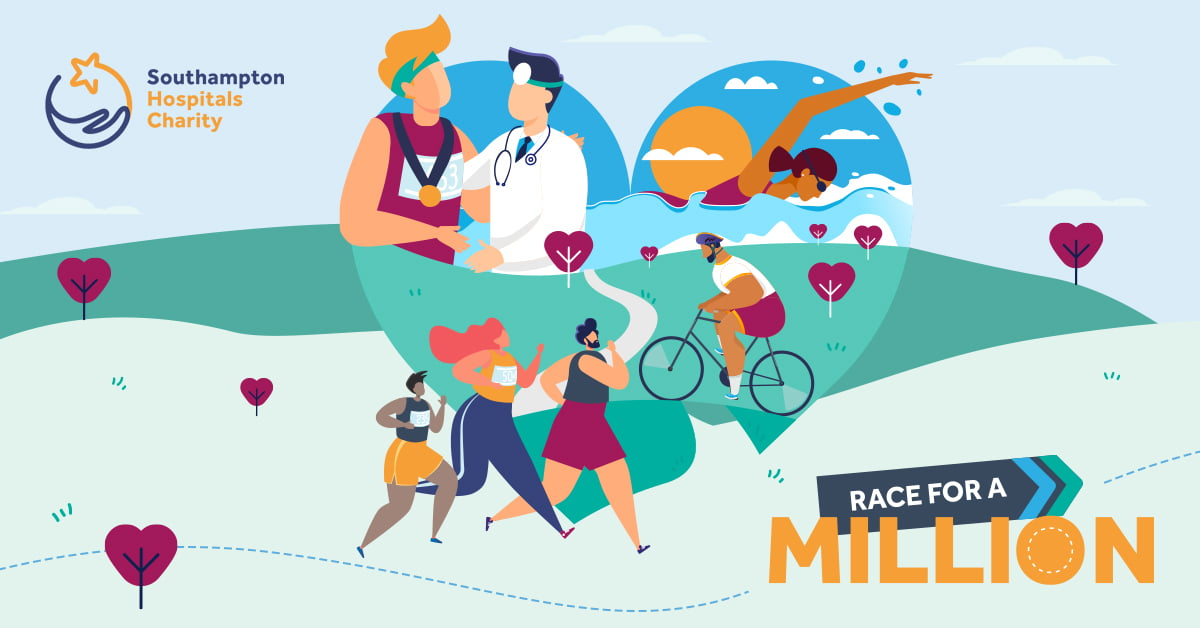How would you compete in a virtual triathlon?