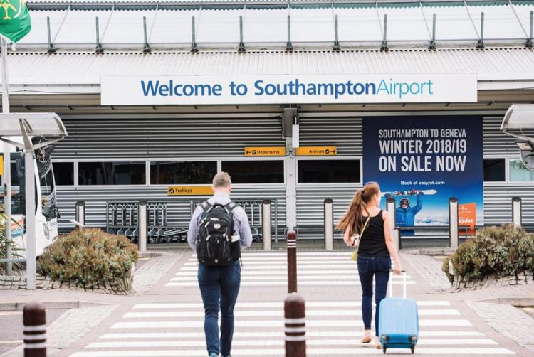 Sky's the limit for Southampton Airport