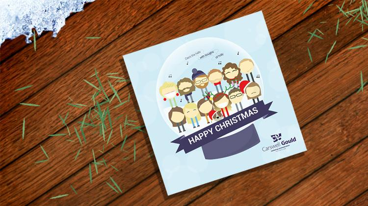Why a Christmas card can be the gift that keeps on giving for businesses this year