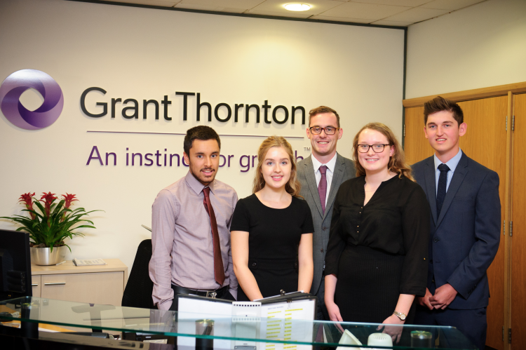 Grant Thornton: number one employer for social mobility