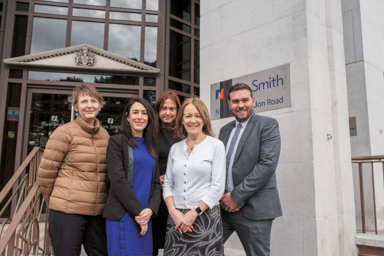 Vision and values of Paris Smith attracts top talent