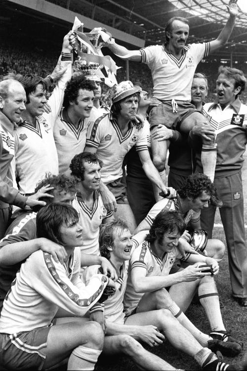 CG gets '76 FA Cup heroes back in the spotlight
