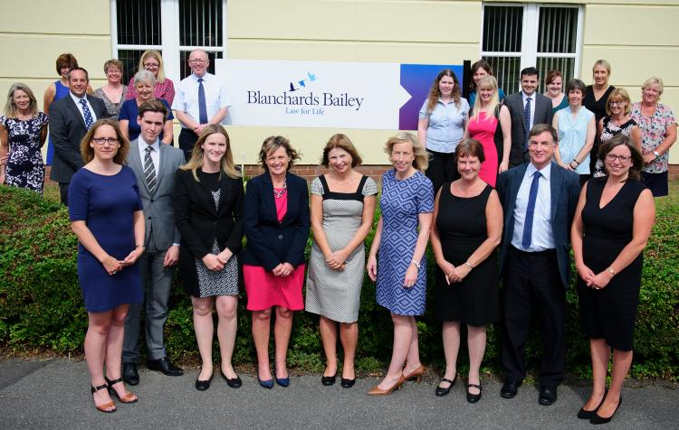 Blanchards Bailey bucks the trend with strong female leadership as it marks International Women's Day on March 8